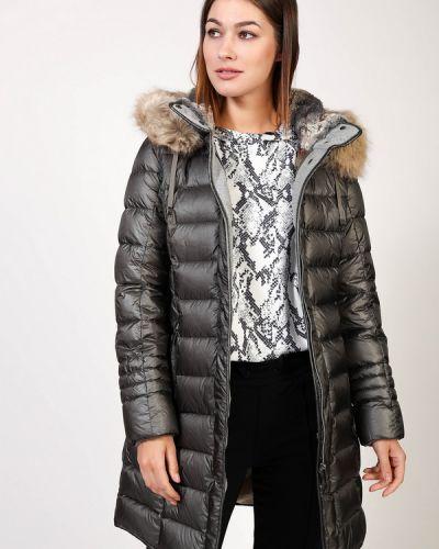 Серое пальто Milestone