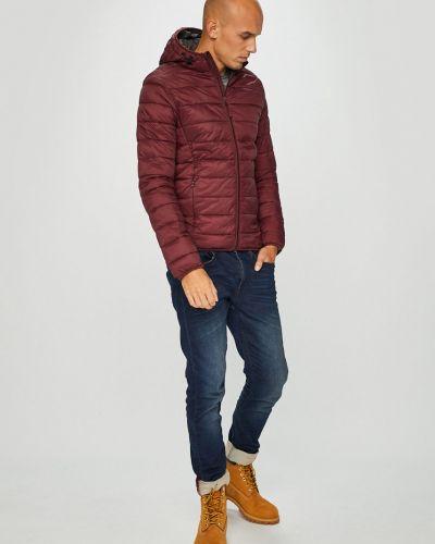 Утепленная куртка с капюшоном стеганая Blend