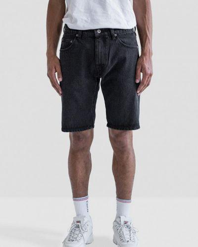 Джинсовые шорты серые Minnim