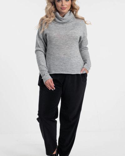 Повседневные брюки вельветовые на резинке Wisell