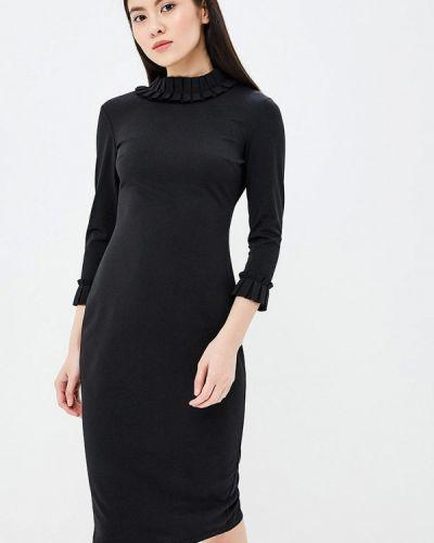 Черное платье весеннее Ad Lib
