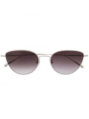 Okulary srebrne Matsuda