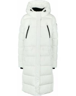 Зимняя куртка с капюшоном длинная Tom Tailor Denim