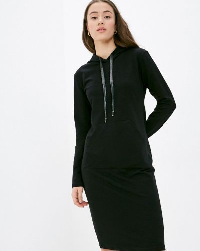 Платье - черное Krismarin