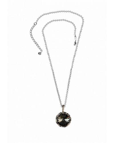 Серебряная подвеска черная серебряный Mademoiselle Jolie Paris