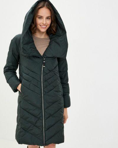 Расклешенная зеленая теплая свободная зимняя куртка Finn Flare