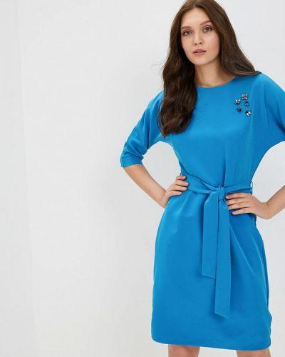 Платье футляр осеннее Zarina