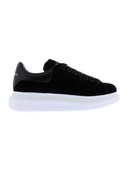 Sneakersy niskie - czarne Alexander Mcqueen