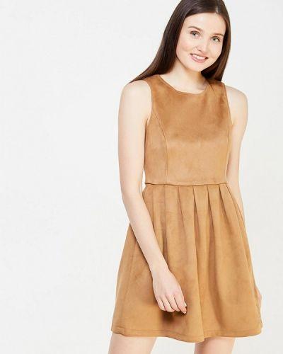 Платье - бежевое Lucy & Co.