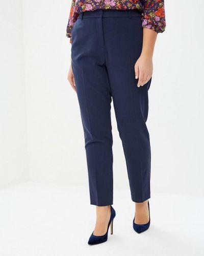 Классические брюки весенний синие Marks & Spencer