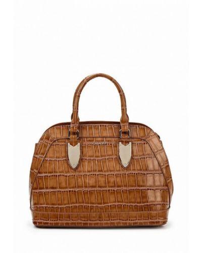 Коричневая сумка Galaday