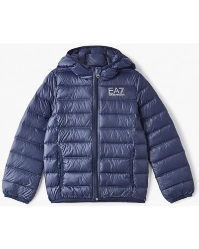 Куртка теплая весенний Ea7