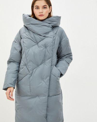 Серое пальто Pantamo