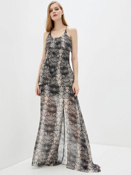 Вечернее платье - серое John Richmond