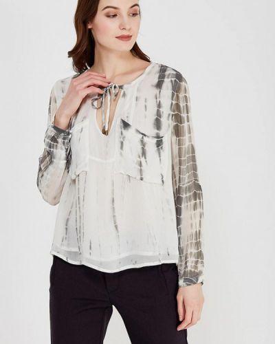 Блузка белая Sack's