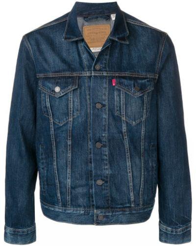 Джинсовая куртка классическая на пуговицах Levi's®