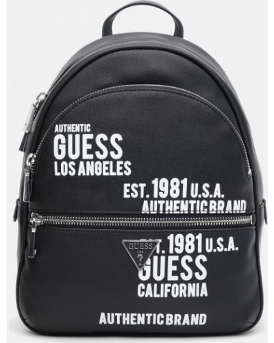 Рюкзак - черный Guess