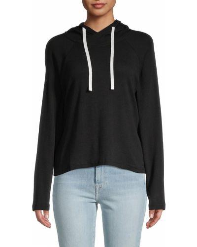 Bluza z kapturem - czarna Monrow