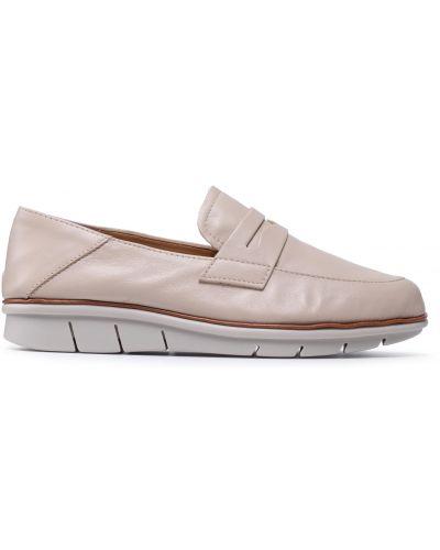 Туфли - бежевые The Flexx