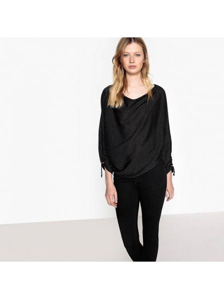 Пуловер из вискозы металлический La Redoute Collections