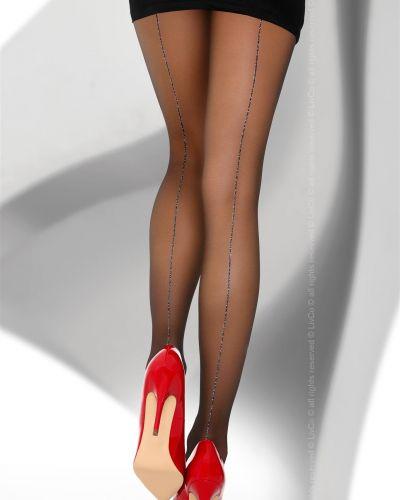 Черные колготки Livia Corsetti