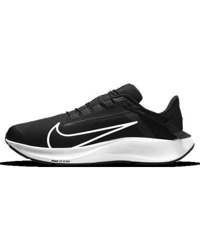Мягкие черные туфли для бега Nike