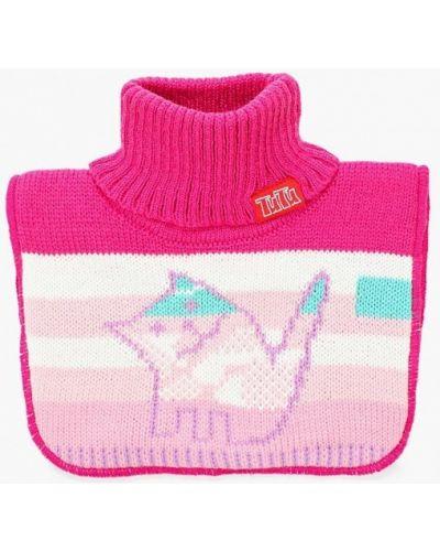 Шарф розовый Tutu
