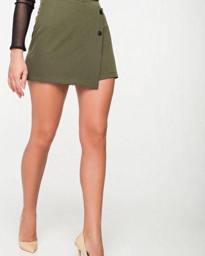 Юбка юбка-шорты хаки Itelle