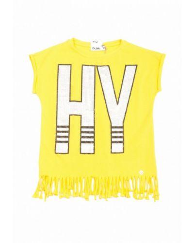Желтая футболка Miss Grant