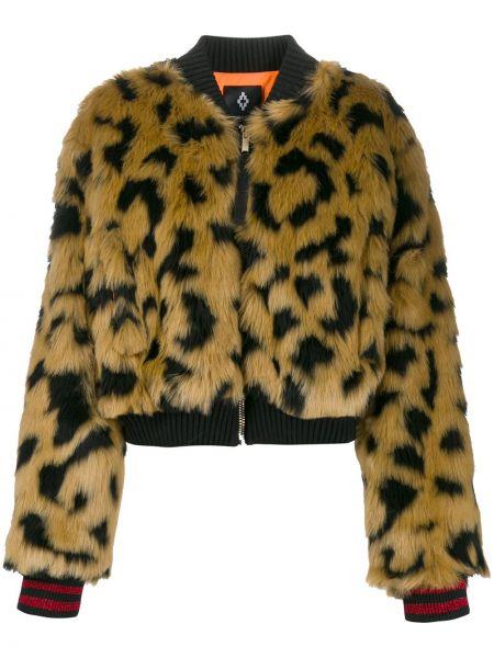 Куртка - бежевая Marcelo Burlon. County Of Milan