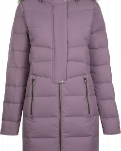 Куртка с капюшоном - фиолетовая Columbia