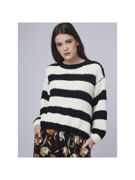 Пуловер в полоску акриловый Compania Fantastica