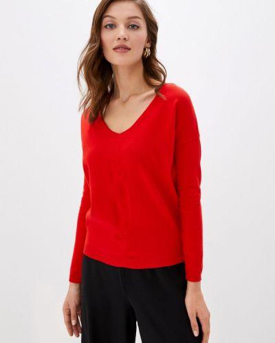 Красный пуловер Vilatte