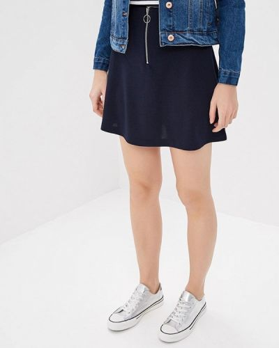 Синяя юбка Befree