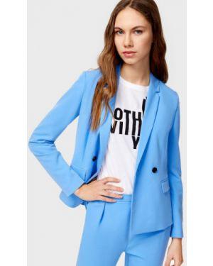 Пиджак в полоску на пуговицах Ostin