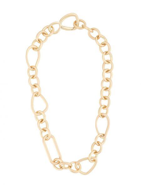 Ожерелье из золота Cult Gaia