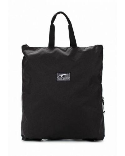 Черный рюкзак из полиэстера Puma