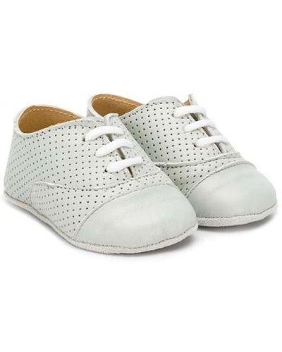 Кроссовки на шнуровке на плоской подошве Sonatina Kids