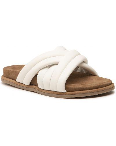 Białe sandały casual Inuovo
