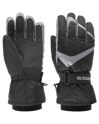 Перчатки сноубордические водонепроницаемые Glissade