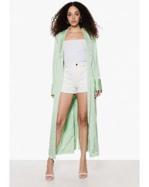 Пальто - зеленое Ivyrevel