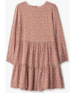 Коричневое платье Marks & Spencer