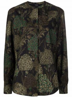 Zielona bluzka bawełniana Giambattista Valli