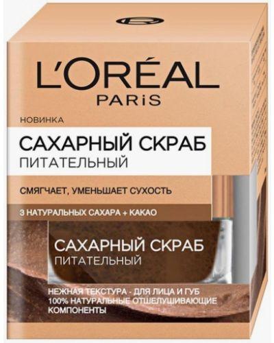 Скраб для лица L'oreal Paris