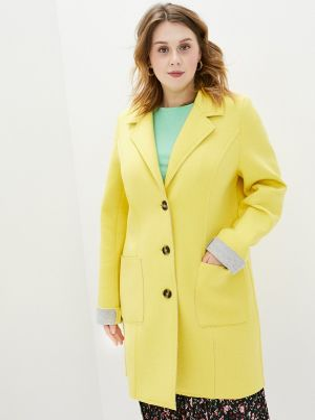 Пальто демисезонное пальто Ulla Popken
