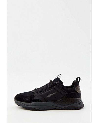 Черные резиновые кроссовки Puma