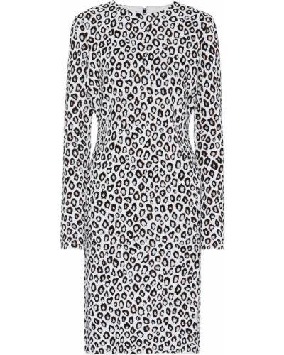 Bawełna czarny bawełna sukienka midi rozciągać Givenchy