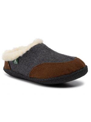 Sandały szary ciemny brąz Kamik