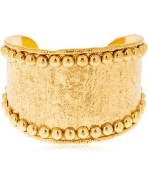 Złota bransoletka ze złota Sylvia Toledano