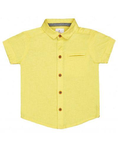 Рубашка желтый Mothercare